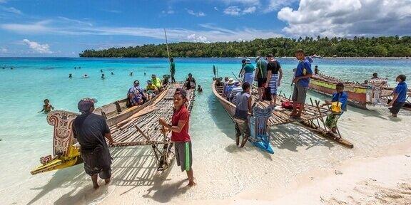 Papua New Guinea Destinations