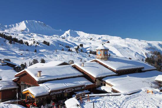 Ski Chalet