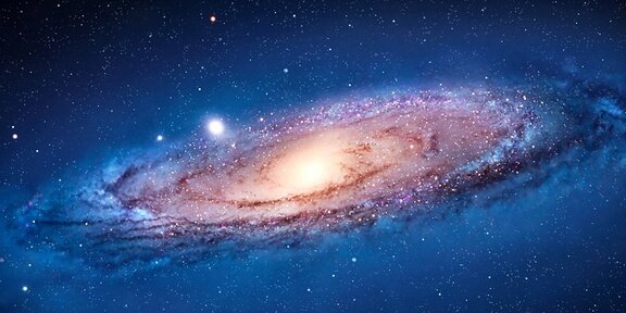Space – Time capsule galaxy