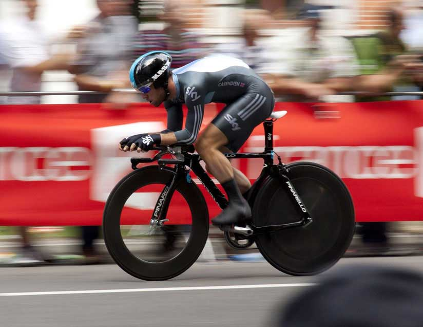 Tour de France is an annual multiple stage bicycle race primarily held in France