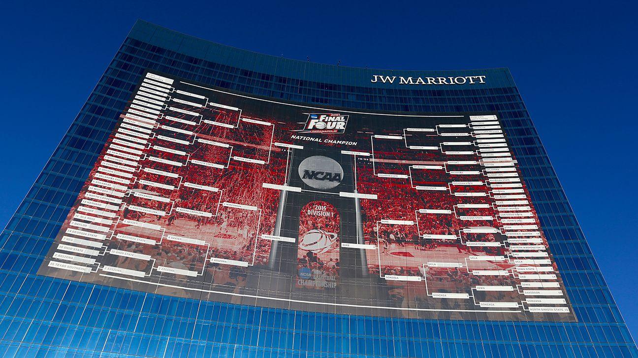 NCAA says no plan to release 68-team bracket