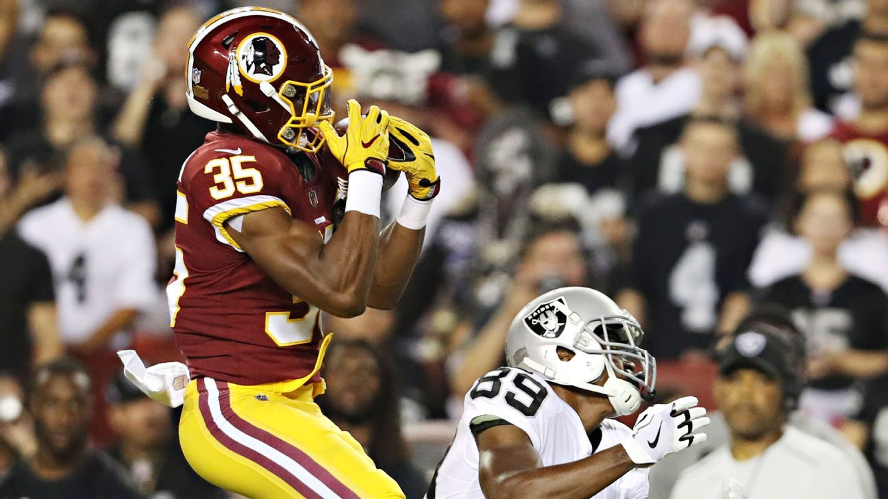 Redskins release S Nicholson as retool continues