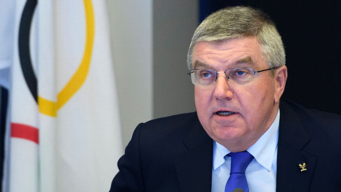 IOC sets four-week deadline on Games decision