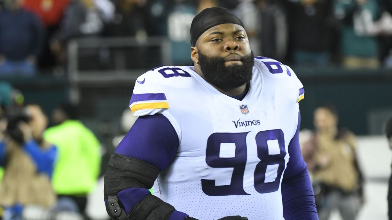 Source: Chargers add veteran Joseph to D-line