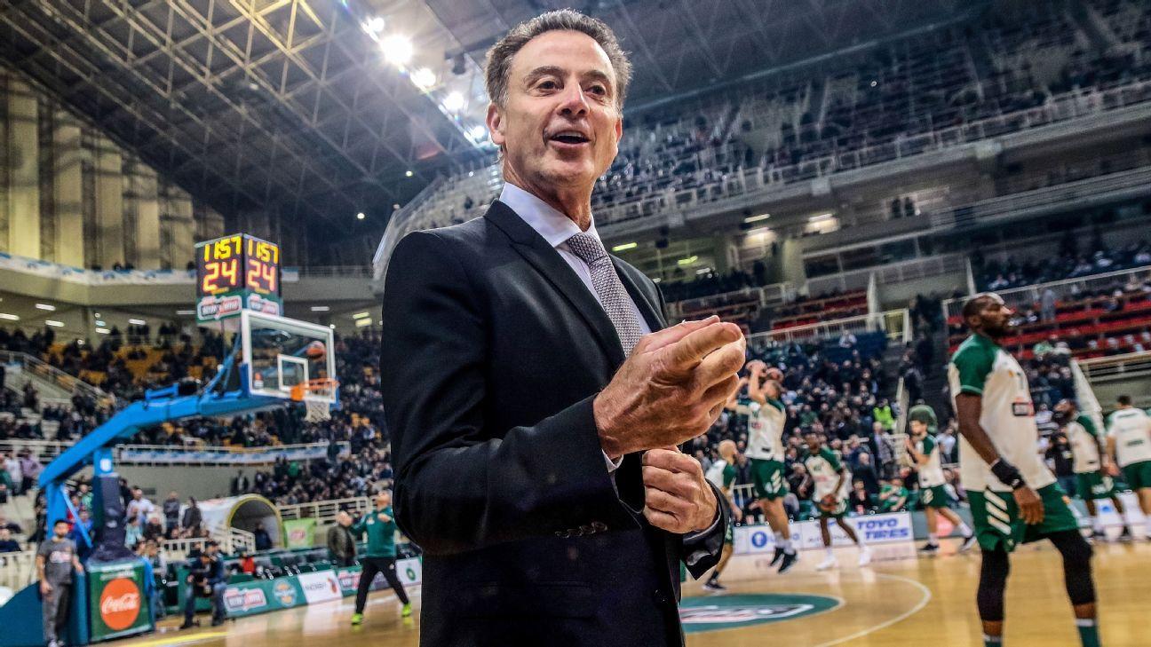 Rick Pitino returns to college as Iona coach