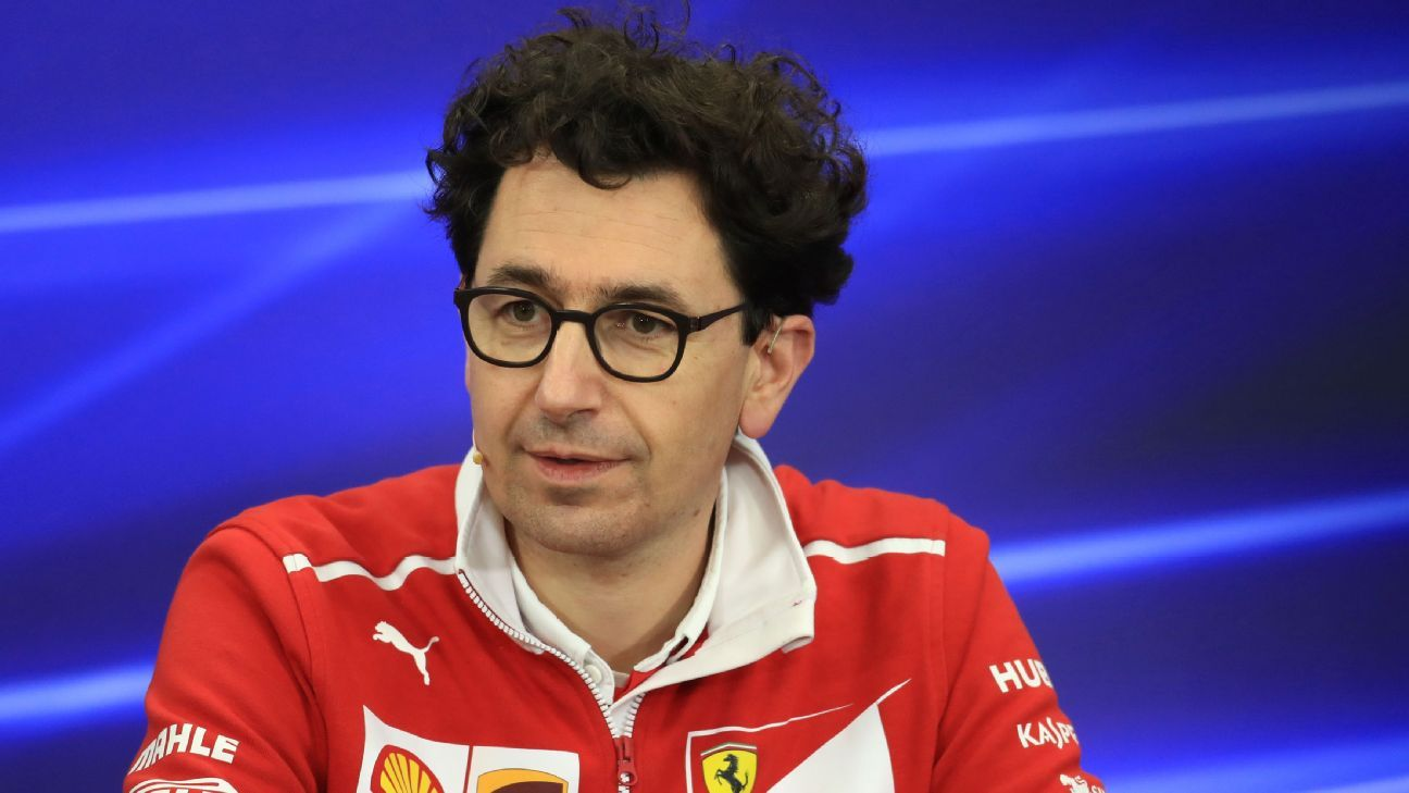 Binotto: F1 could race into January if necessary