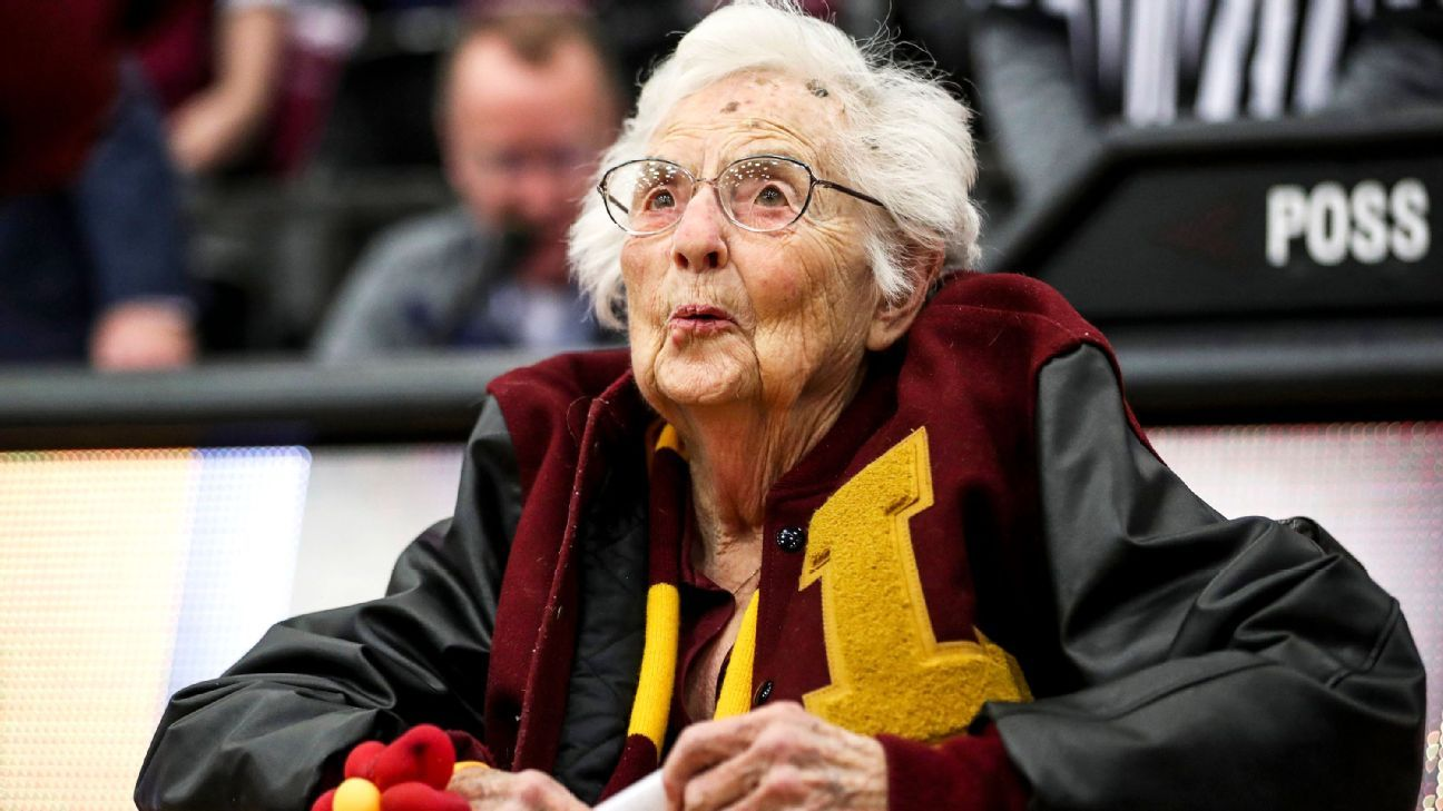 Sister Jean misses Madness but preaches safety