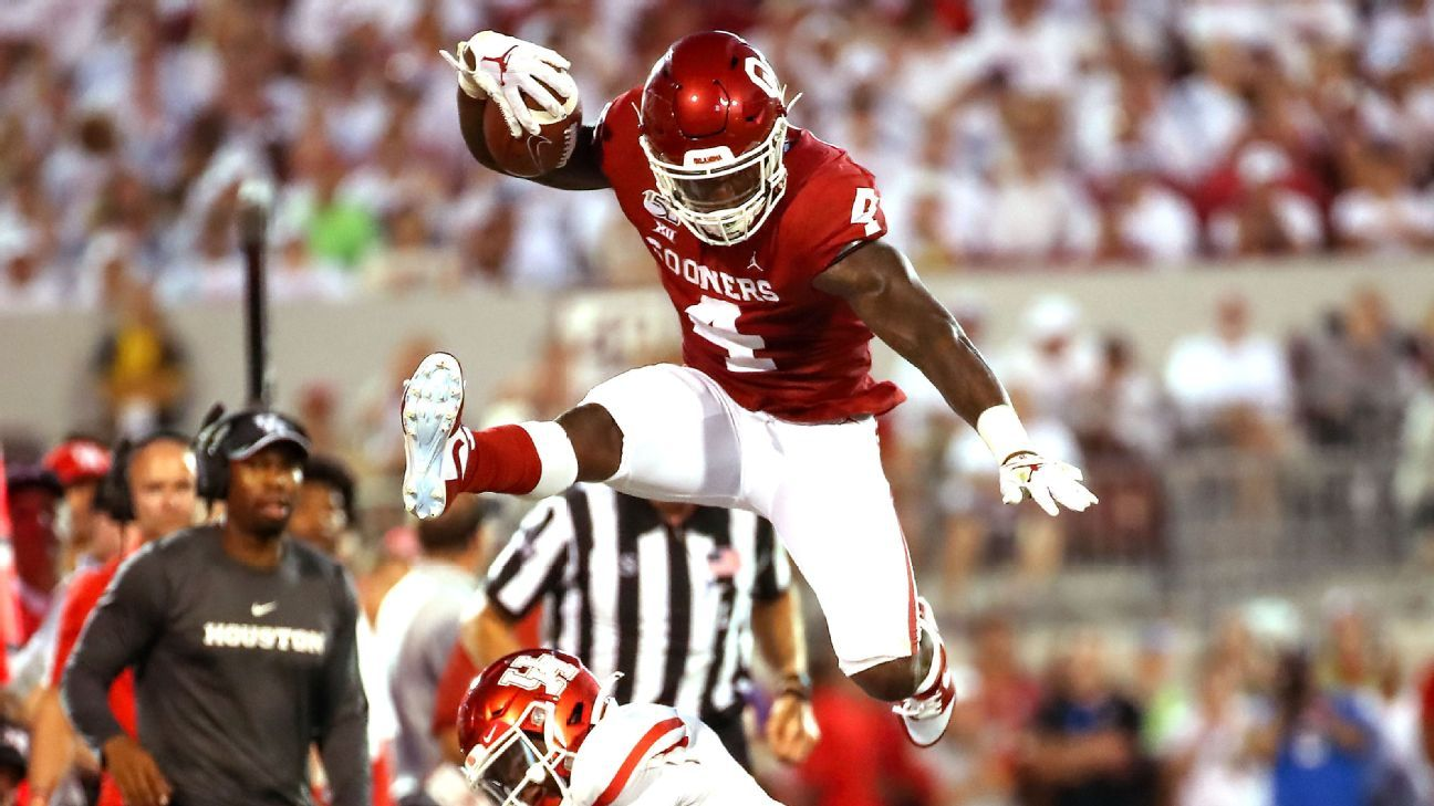 Ex-Sooners RB Sermon chooses to join Ohio St.
