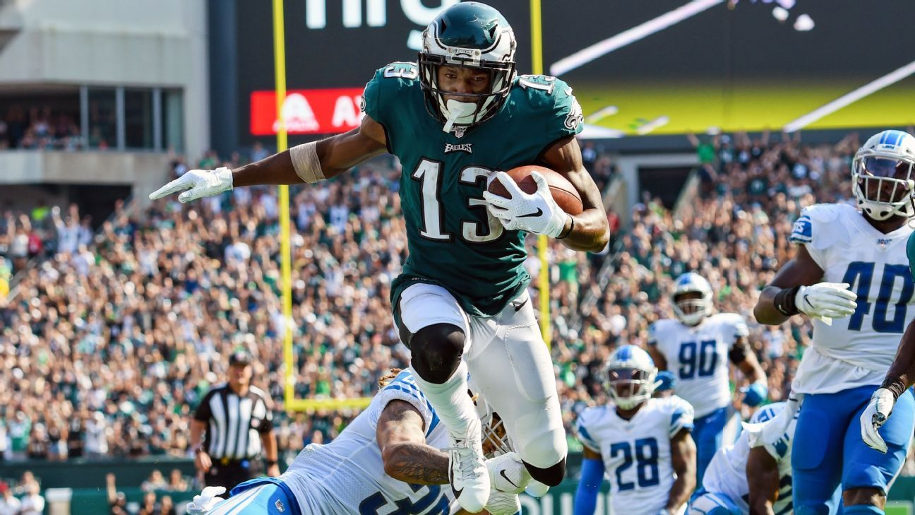 Source: Raiders reach 1-year deal with Agholor