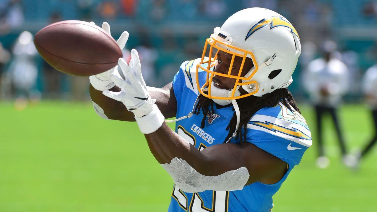 Broncos' pursuit of touchdowns leads them to Melvin Gordon