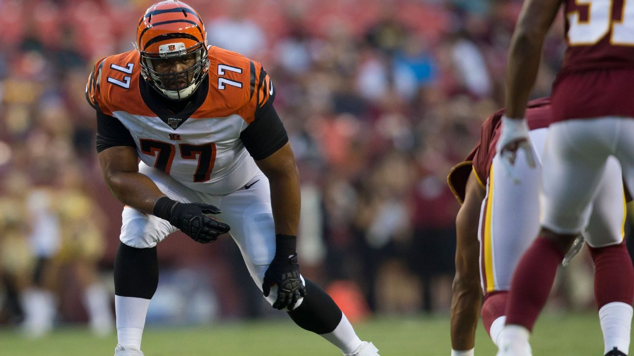 Bengals end tumultuous relationship with Glenn