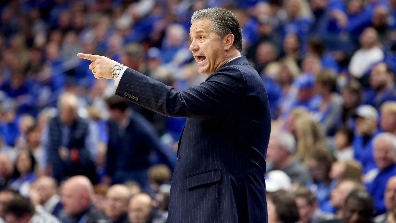 John Calipari gives Kentucky 'Senior Night' Twitter send-off