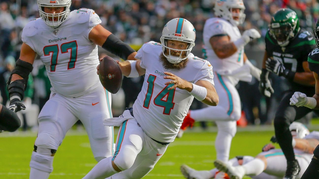 Dolphins to address NFL's worst rushing offense, but how?