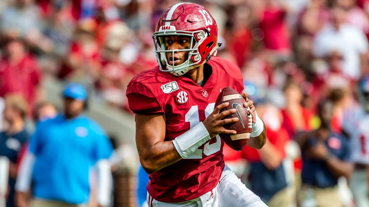 Tua feels '100 percent,' could play as rookie