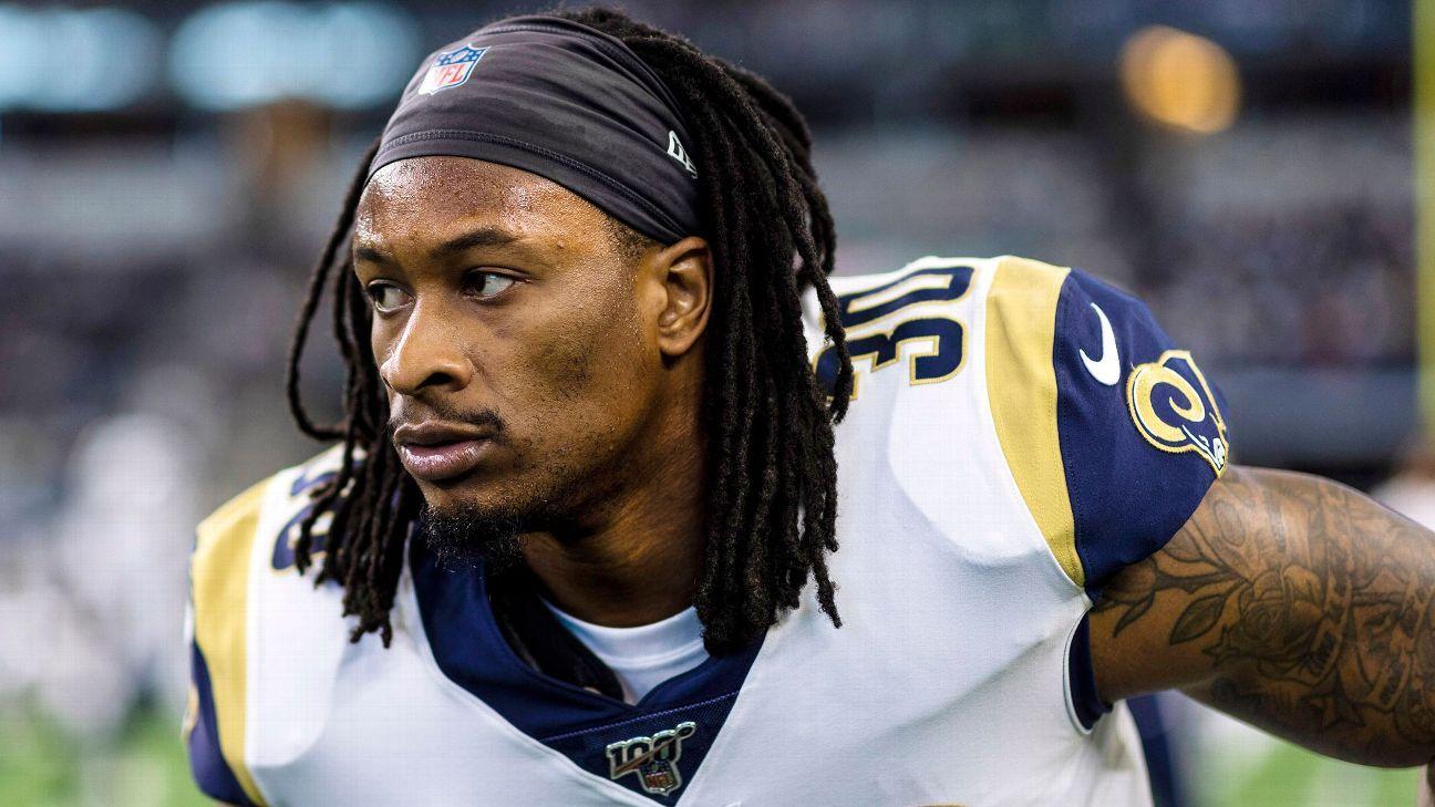 Rams release Gurley, Matthews to help with cap