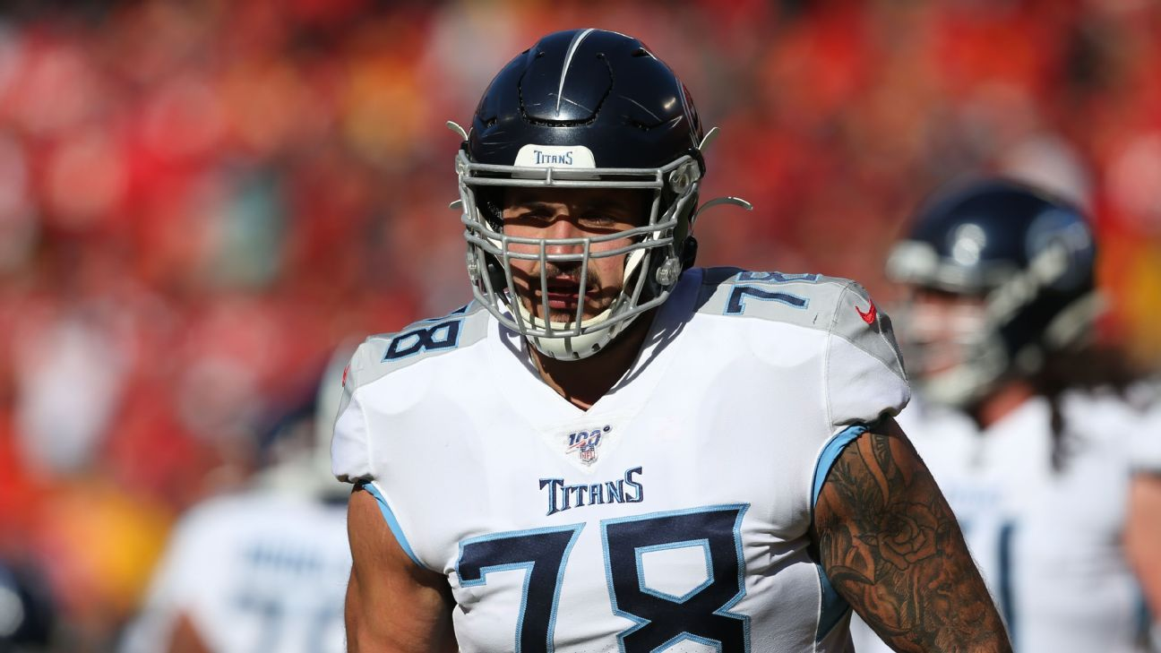 OT Conklin to sign 3-year, $42M deal with Browns