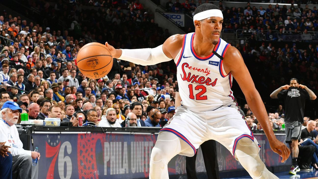 The 76ers are rolling, according to Tobias Harris' Instagram