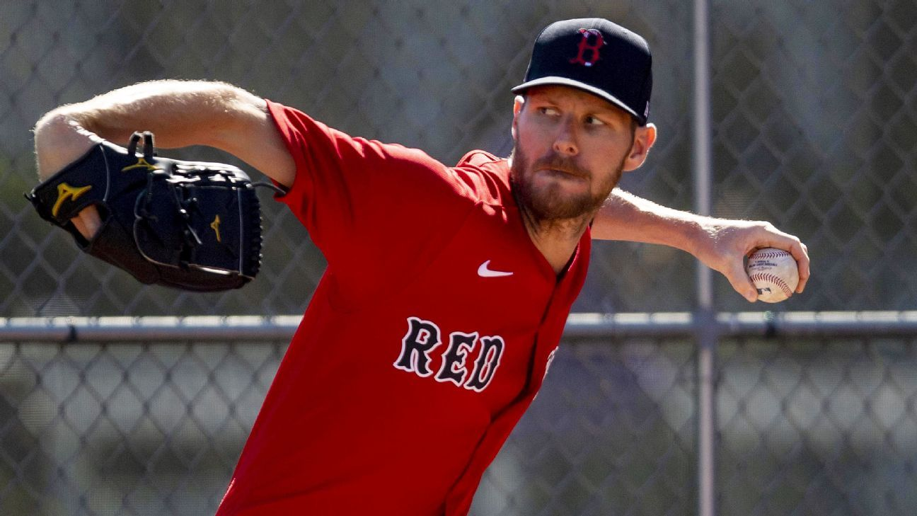 Red Sox's Sale to undergo Tommy John surgery