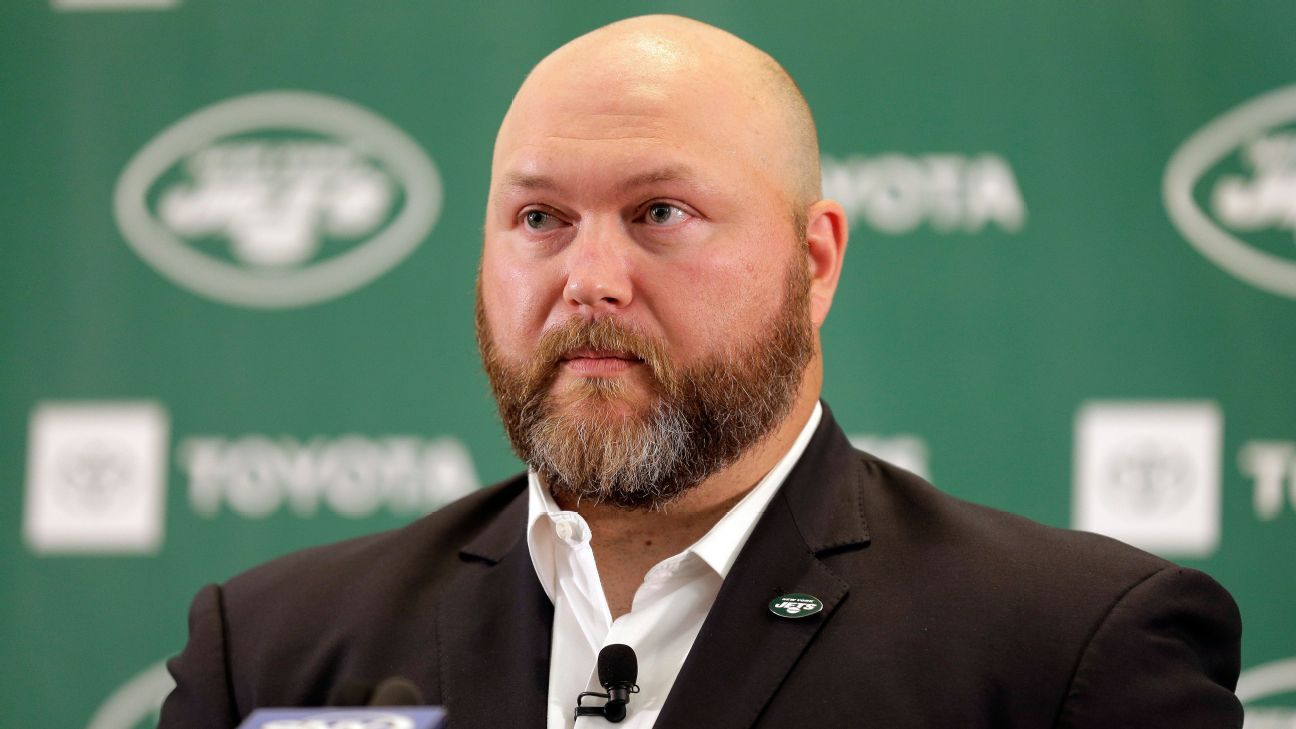Time for Jets GM Joe Douglas to put his 'Ozzie' education to work