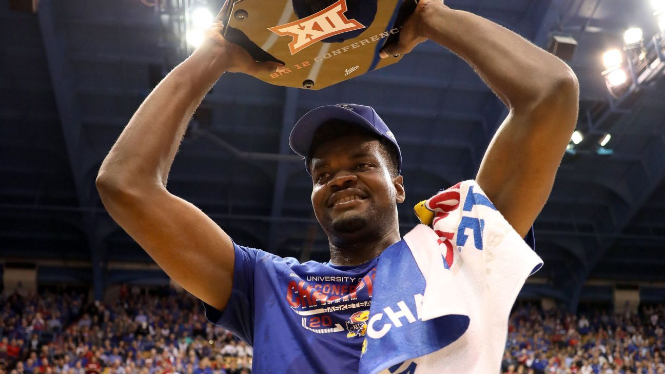 Senior Night: Kansas honors Udoka Azubuike after NCAA cancels tournament