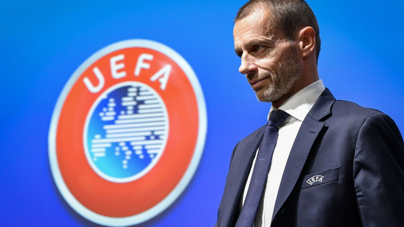 UEFA's biggest challenge: easing the economic impact on European soccer