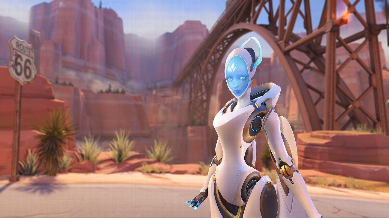 Overwatch's Echo has gameplay, abilities revealed