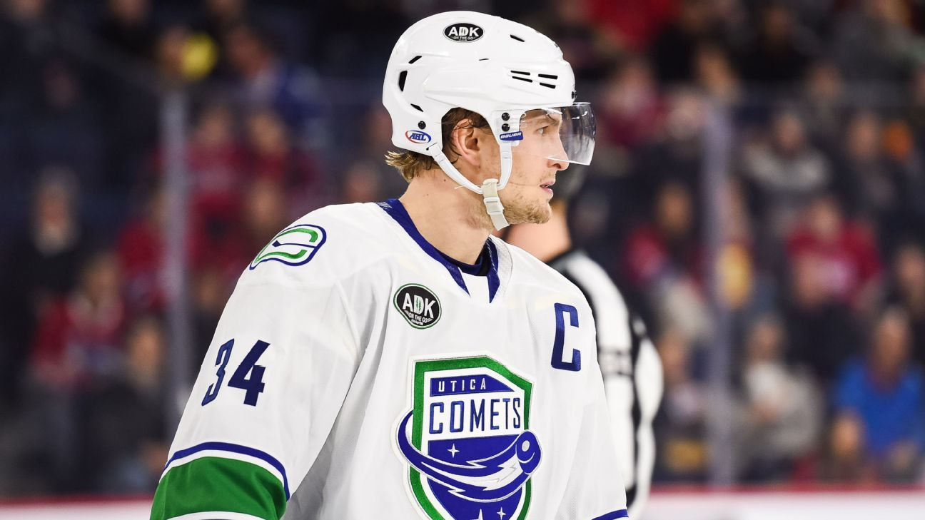 AHL's Utica Comets say 'Puck The Virus' to pay their staff