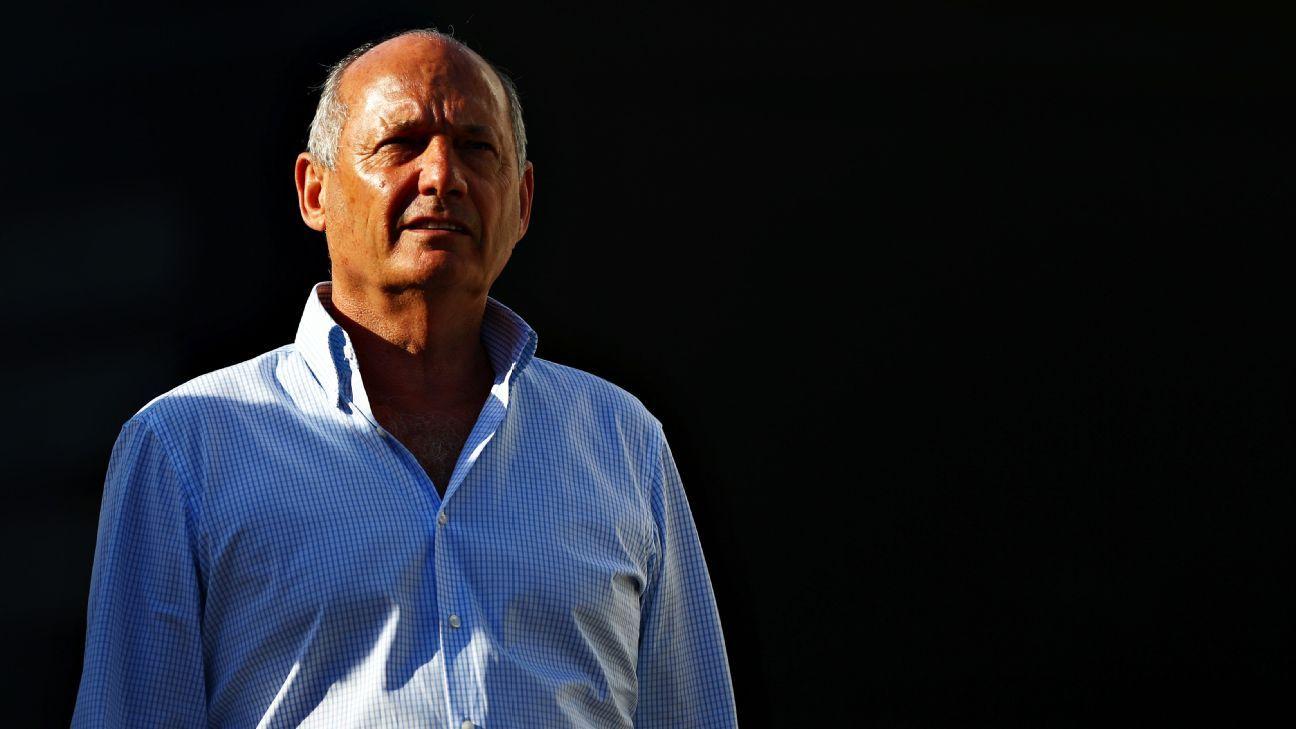 Ex-McLaren boss Ron Dennis donates £1 million to NHS