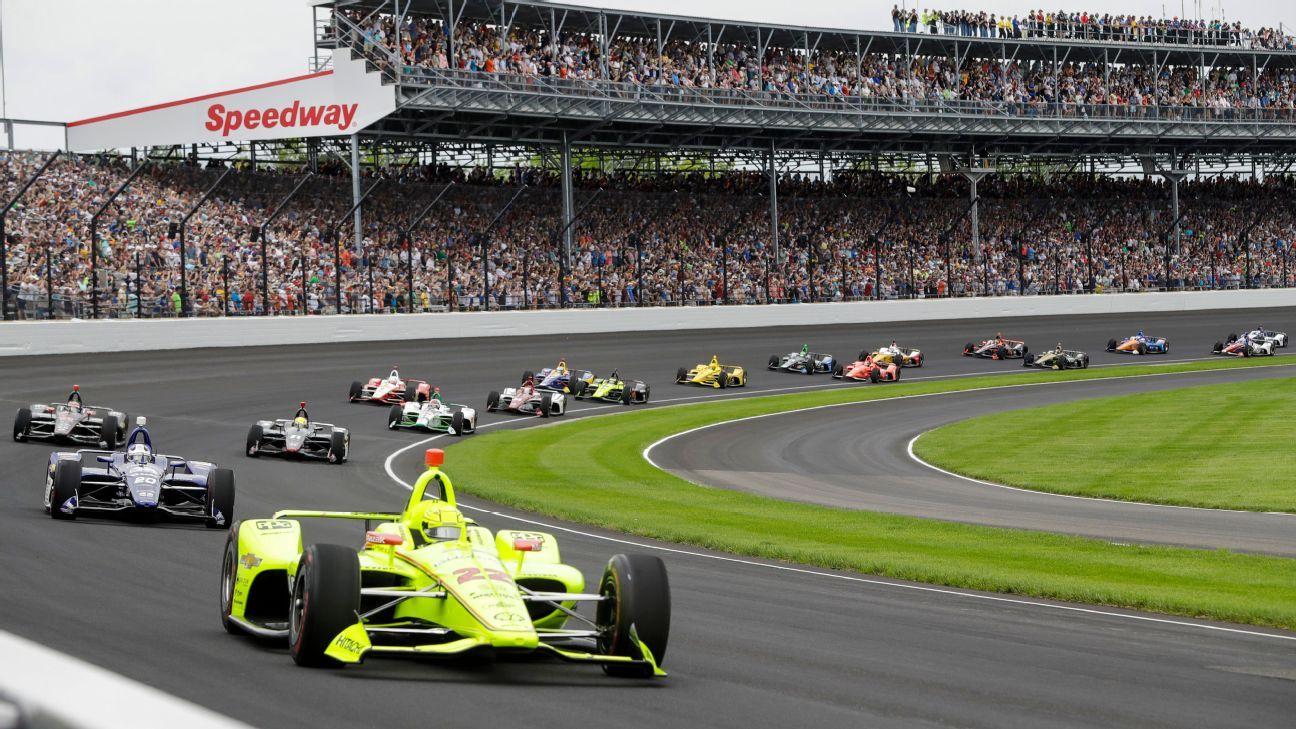 IndyCar cancels Detroit double, adjusts schedule