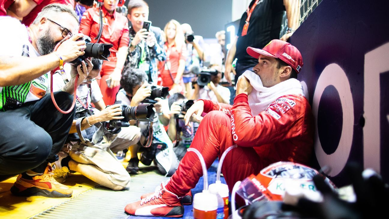 Leclerc wins Virtual GP as Norris uninstalls game