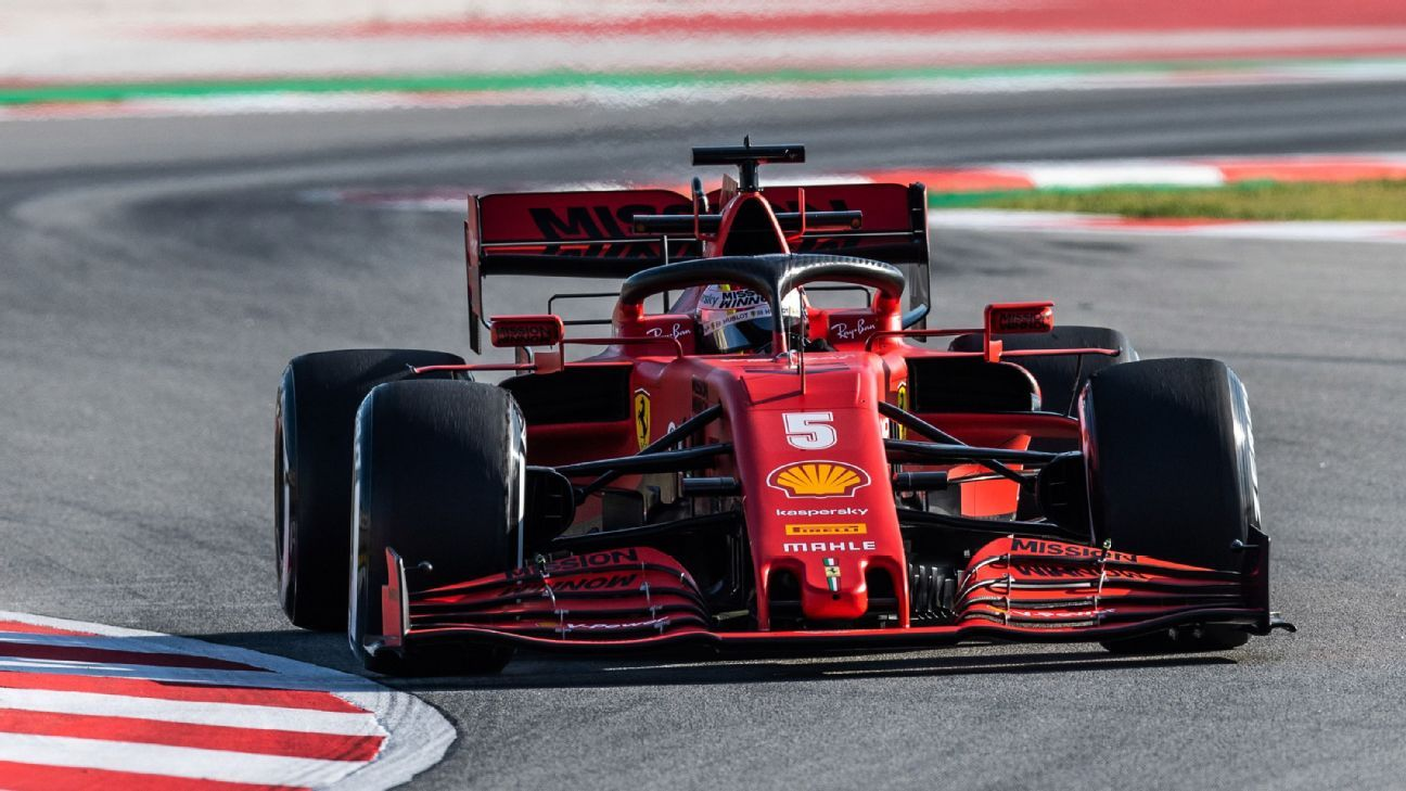 F1's Virtual Grand Prix to be broadcast on ESPN2