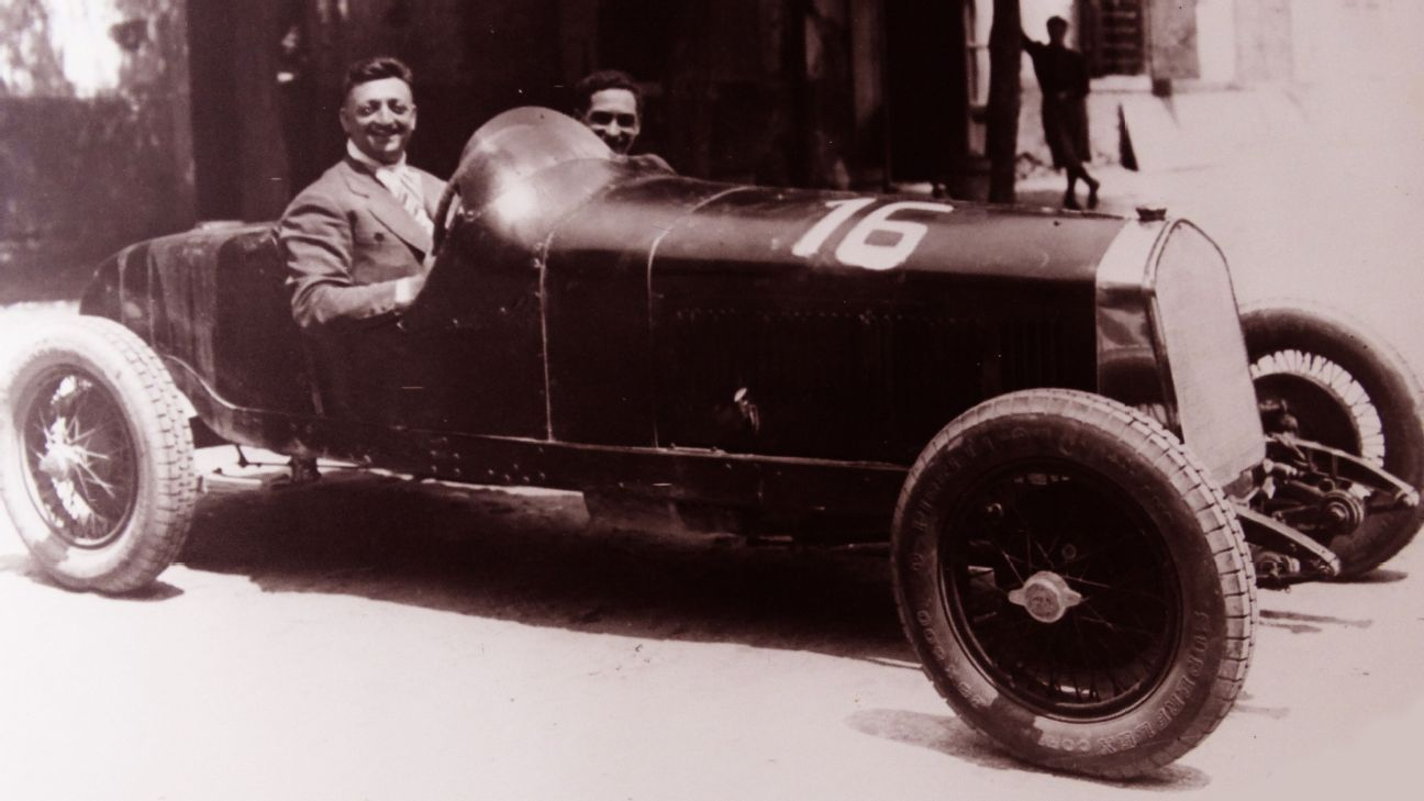 Tracing the roots of Enzo Ferrari