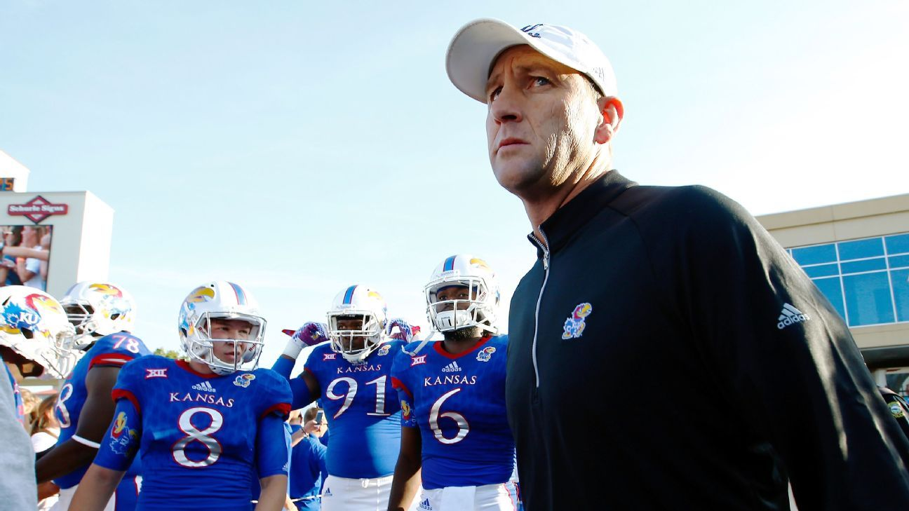 Kansas reaches settlement with ex-coach Beaty