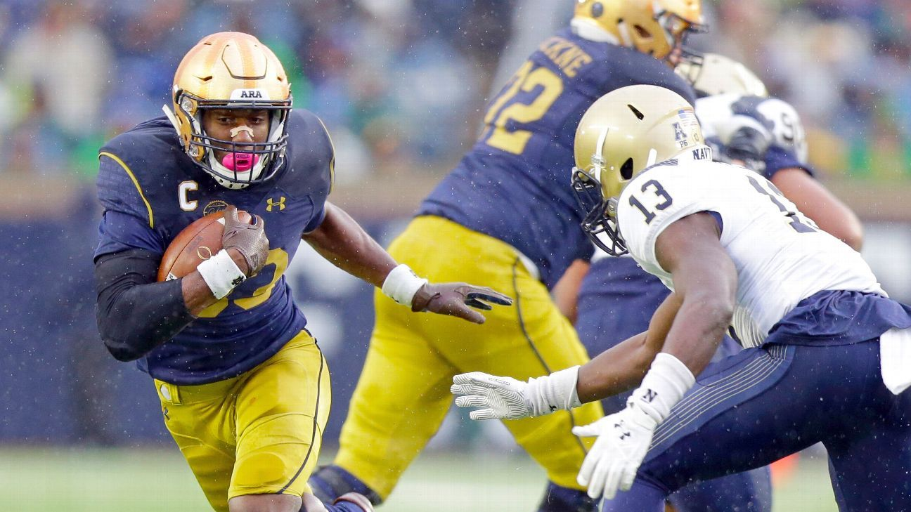 Notre Dame-Navy game moved from Ireland