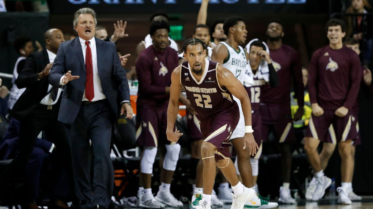 Texas St. coach used racist remarks, ex-PG says