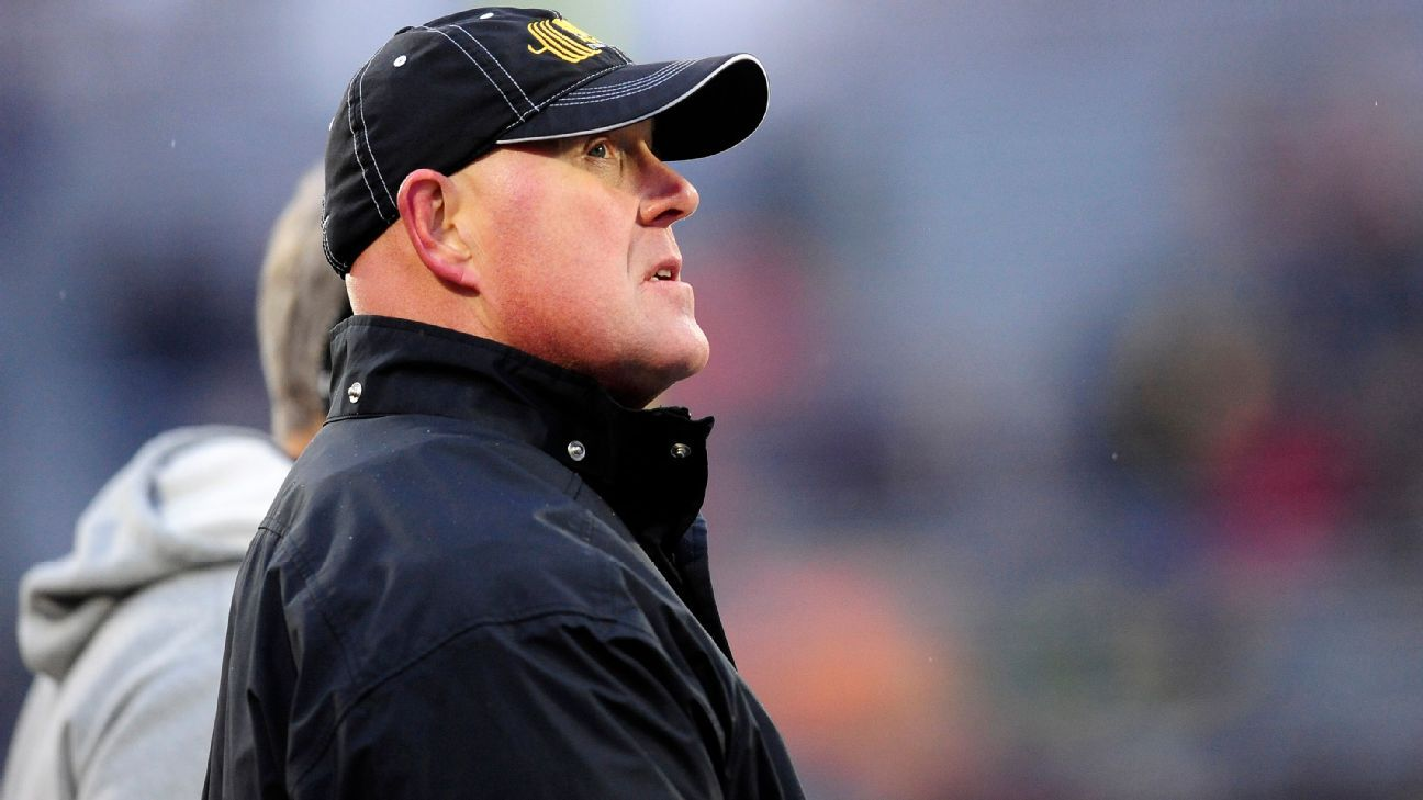Iowa asst. Doyle put on leave amid allegations